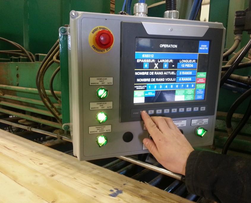Automatisation - CONT-A-C-T Technologies