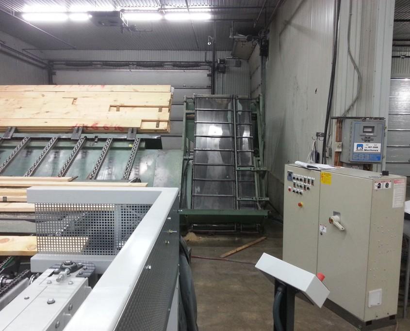 Automatisation panneau de contrôle - CONT-A-C-T Technologies